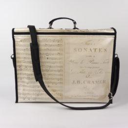 Cartable Sonates dos