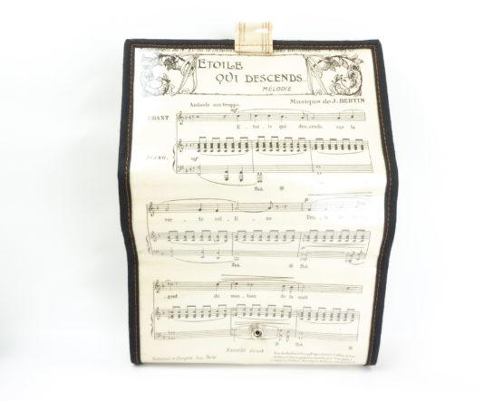 Compagnon musique dos