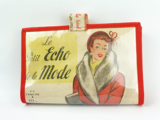 Echo de la Mode 1950 face